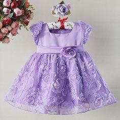 Girls Party Dress Princess 2016 Girls Dresses Summer Flower Lace Tutu Wedding Dress Children Kids Dresses for Girls Clothes