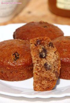 Petits pains d'épices aux raisins secs