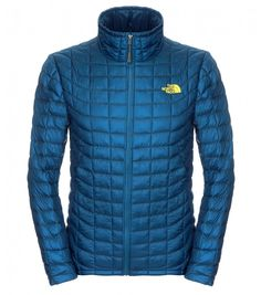 The North Face Men Thermoball jacket Monterey Blue