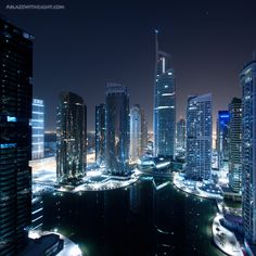 'Back to the Future' - Dubai by Sebastian Opitz