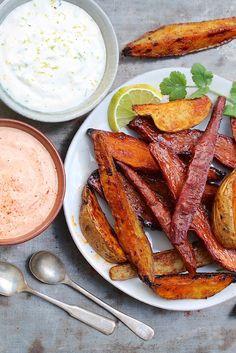 ... Sides & Veggies on Pinterest | Gratin, Roasted Carrots and Potatoes