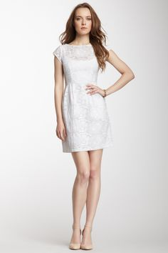 Nanette Lepore Vamos Embroidered Dress *i want the shoes
