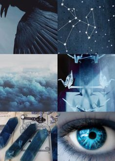 Harry Potter- hogwarts house aesthetic ~Ravenclaw~