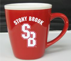 Sophia Mug | Stony Brook University Seawolves Stony Brook University, Trips, Ceramics, Mugs, My Favorite Things, Tableware, Gifts, Viajes, Ceramica