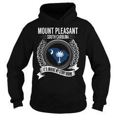 Mount Pleasant, South Carolina - Its Where My Story Begins