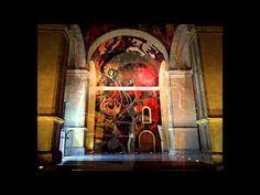 Pintura Mural Jesus Mateo UNESCO (Agnus Dei X - Bitter Suite )