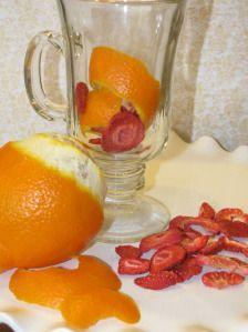 Strawberry tangerines