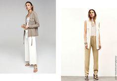 Moda 2018 para mujer en Argentina. Moda en camperas ligeras de verano, pantalones y blusas. Moda 2018 mujer.