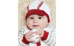 Ela também pode ser um 'uniforme' de jogador de baseball. Foto: Pinterest/Penny Schrock