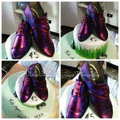 Cake scarpe