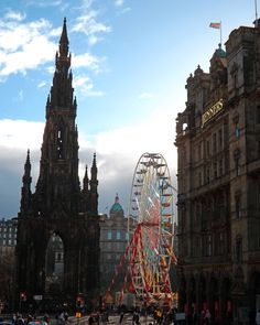 Scott Monument Scotland | Scott Monument, Edinburgh | watchoot