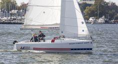 First 22 - doskonały jacht szkoleniowy | Magazyn Jachting - Dobra Praktyka Żeglarska - jachty żaglowe, łodzie żaglowe, czartery, rejsy