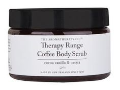 Best round up of 12 gift ideas under $60 for the coffee addict in your life. From clothing to body scrubs, there is something for everyone. coffee sented scrub