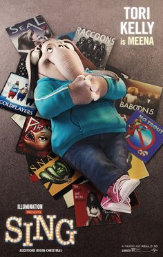 Return to the main poster page for Sing (#3 of 13)