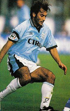 Lazio Pierluigi Casiraghi Striker 1993-1998 Large photo