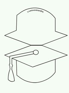 pergamano cards for grad Graduation Cards Handmade, Graduation Crafts, Pre K Graduation, Kindergarten Graduation, Graduation Decorations, Graduation Invitations, Grad Parties, Card Sketches, Card Templates