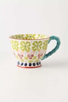 With A Twist Teacup | Anthropologie.eu