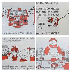 Pippi Longstocking in Lithuanian by a a m s, via Flickr