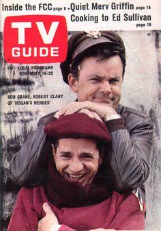 Hogans Heroes Fan Club - TV Guide - 19 November 1966