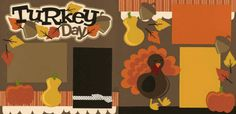 Turkey Day Page Kit