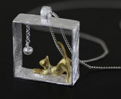 925 Sterling Silver Cat Necklace Silver Chain kitty Necklaces & Pendants for women girl Fine Jewelry Collares 2015 colar Only $5.54 => Save up to 60% and Free Shipping => Order Now! #Earrings #Rings #Handmade #Silver Jewelry #Pandora Bracelets #Nature Sto