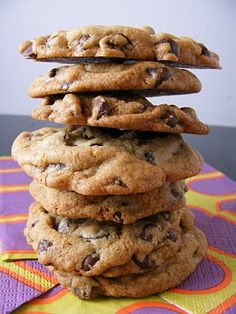 Chock-Full of Chocolate Chip Cookies