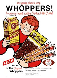 CC_Whoppers candy trade ad - Fall 1970