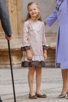 Royal Tots - Princess Leonor of Spain