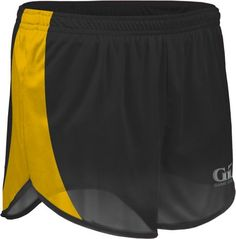 """TR687 Adult Men's 5"""" Lightweight Track Short with Side Panels and Inner Brief (X-Small, Black/Gold) Game Gear http://www.amazon.com/dp/B00F2YN0HE/ref=cm_sw_r_pi_dp_q6tgub0NFATCX"""