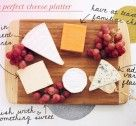 Follow the jump for tips on jazzing up your cheese platter...