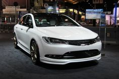 Chrysler 200 S w/V6, 9-speed automatic and leather_$29K after $2K rebate.