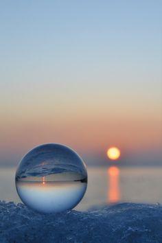 Sunset at the beach Meditations #Beautiful #photography