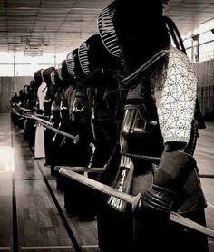 takumiwarrior:    Kendo