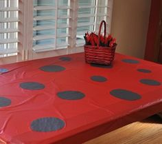 Whether you're hosting a winter birthday party or holiday gathering, these Ladybug Girl-inspired party ideas are sure to keep you cozy and warm inside.