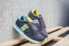 | Saucony - Jazz | Fall '14 Collection | #YOUSPORTY #Saucony #SauconyJazz