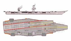 New Battleship, Military Spending, Navy Aircraft Carrier, New Aircraft, Pipe Dream, Military Weapons, Navy Ships, Military Equipment, Model Ships