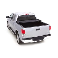 Truck Bed Covers, Tonneau Covers - You have to see it to believe it Tri Fold Tonneau Cover, Truck Bed Covers, Profile Design, Lund, Flexibility, Seal, Powder, Commercial, Black Leather