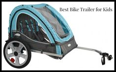 Everything you need to know about the safest bike trailers for kids, how to set them up with your bike and how to use them properly.