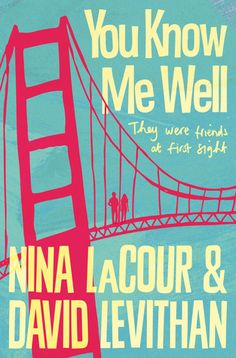 You Know Me Well by Nina LaCour and David Levithan. Hands down one of my favourite reads from this year! http://www.queenofteenfiction.co.uk/2016/06/review-you-know-me-well-by-nina-lacour.html