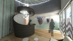 spa interior design concept - conceptual model interior design - Google Search guest house ...