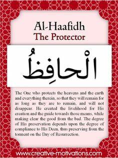 Day 37: Al Haafidh.