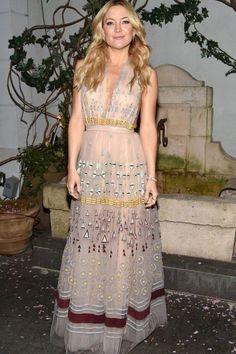 Kate Hudson, Celebrity Dresses, Celebrity Style, Boho Chic, Beautiful Dresses, Nice Dresses, Kate Moss Style, Mode Boho, Kate Bosworth