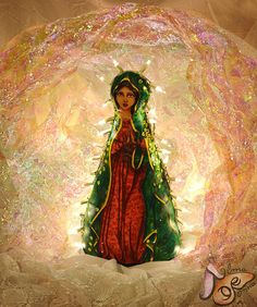 La Morenita, Our Lady of Guadalupe | Flickr - Photo Sharing!
