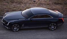 キャデラックのフルサイズクーペ コンセプト|Cadillac ギャラリー
