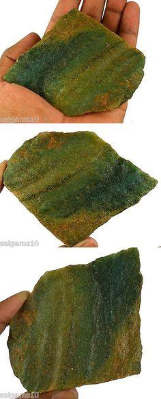 Aventurine 110788: 1225 Ct Ebay Natural Untreated Green Aventurine Gemstone Rough -> BUY IT NOW ONLY: $33.99 on eBay!