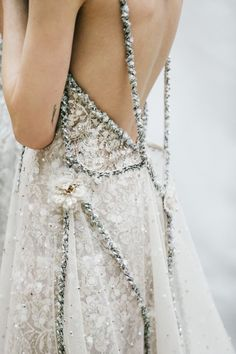 Chanel Spring-Summer 2018 Haute Couture. Such stunning shape and detail! Inspiration for your outfits and travel --> www.eva-darling.com