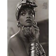 Rihanna | VogueBrasil | Photoshoot