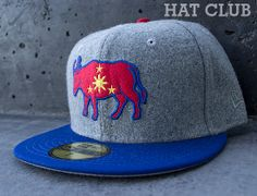 Carabao Classic 59Fifty Fitted Baseball Cap by HAT CLUB x NEW ERA