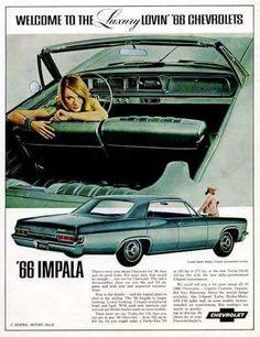 1966 Chevrolet Impala Sport Sedan origin, drove one. Chevrolet Impala, 66 Impala, Chevrolet Usa, Detroit Cars, Hydraulic Cars, Pub Vintage, Ford Classic Cars, Classic Auto, Classic Chevrolet