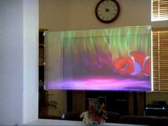 Holographic TV in the air - the Future of Television